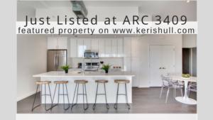 New Condo for Sale at ARC 3409 in Arlington