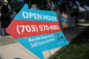 July 31 Open Houses Northern VA