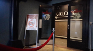 Cold Drinks, Hot Pretzels, & Big Laughs at Arlington Cinema & Drafthouse!