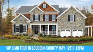 Loudoun County Limo Tour – May 12th