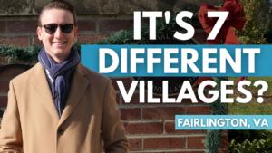 Living In Fairlington Arlington, Va | Best Homes, Condos, Fun, And Dining | Moving To Arlington 2021