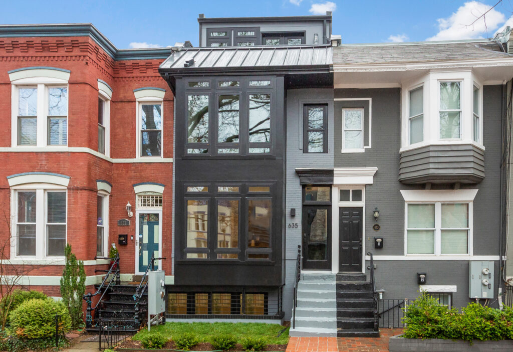Homes like this gorgeous DC rowhouse are selling quickly and above asking price. Read below to learn how you can maximize your home sale with the Keri Shull Team, too!