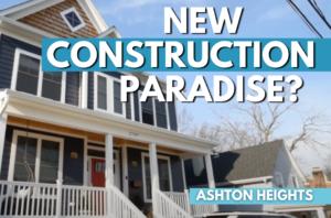 Living in Ashton Heights, Arlington VA   Best Homes, Fun, And Dining   Moving To Arlington 2021